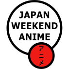 japan weekend anime logo pequeño