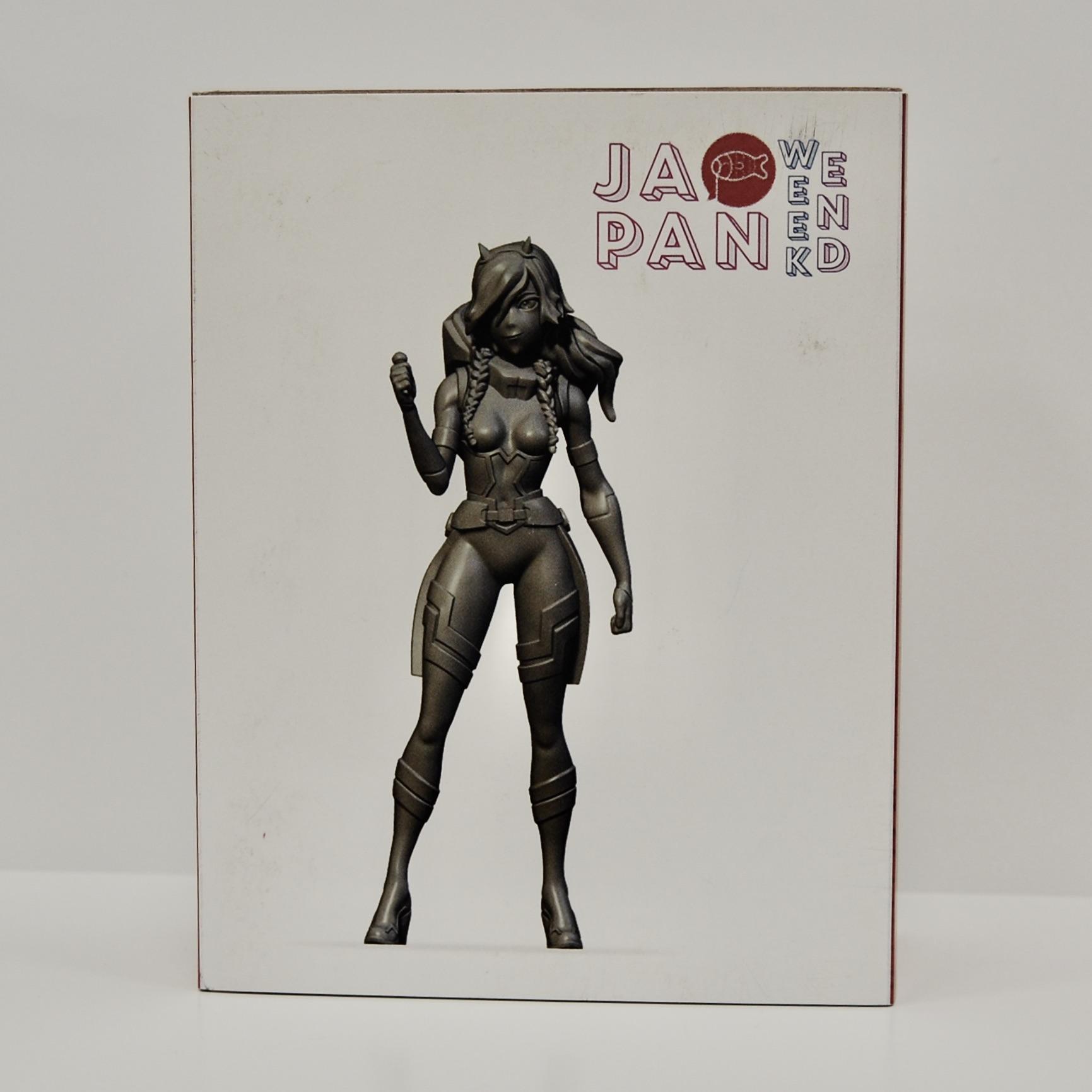"Figura JW-chan ""Cosplay 02"""