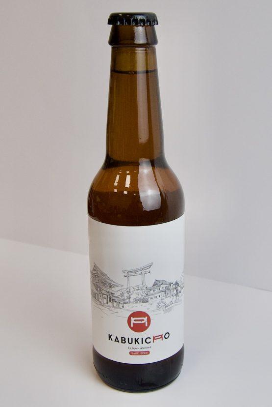 Cerveza artesana Kabukicho (+18) – Botellín Japón