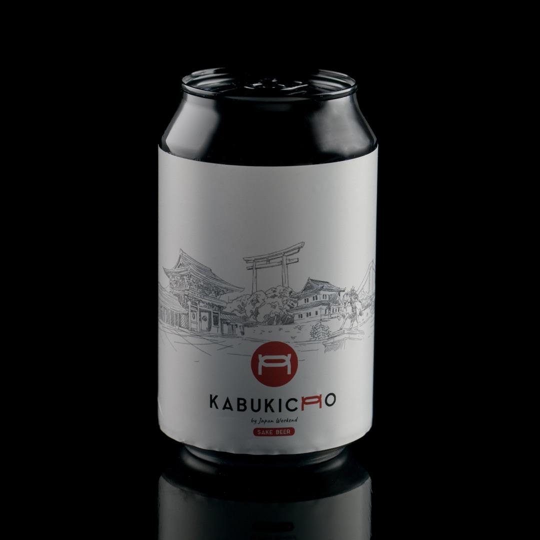Cerveza artesana Kabukicho (+18) – Lata Japón