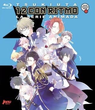 12 con ritmo – Tsukiuta (BD)
