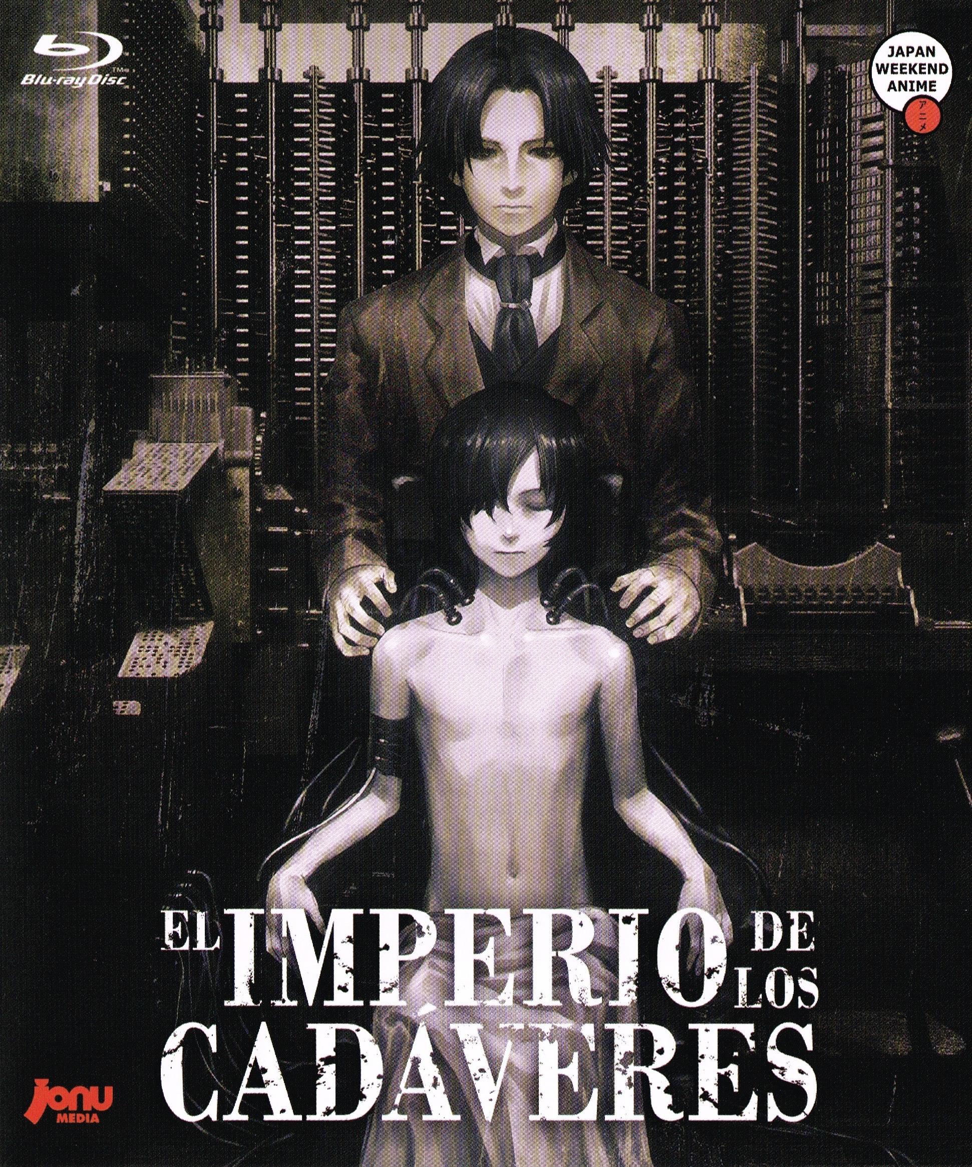 El imperio de los cadáveres (BD)