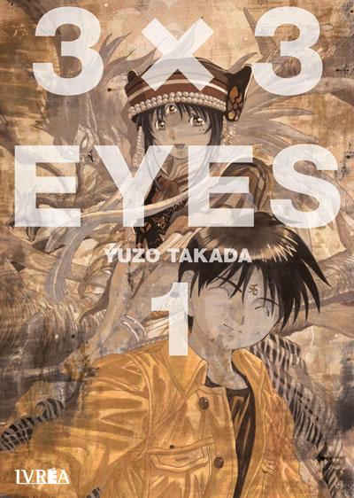 3×3 Eyes tomo 01