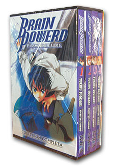 Brain Powered (Pack Deluxe)