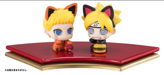 Figuras Petit Chara Land Boruto & Naruto (MegaHouse)