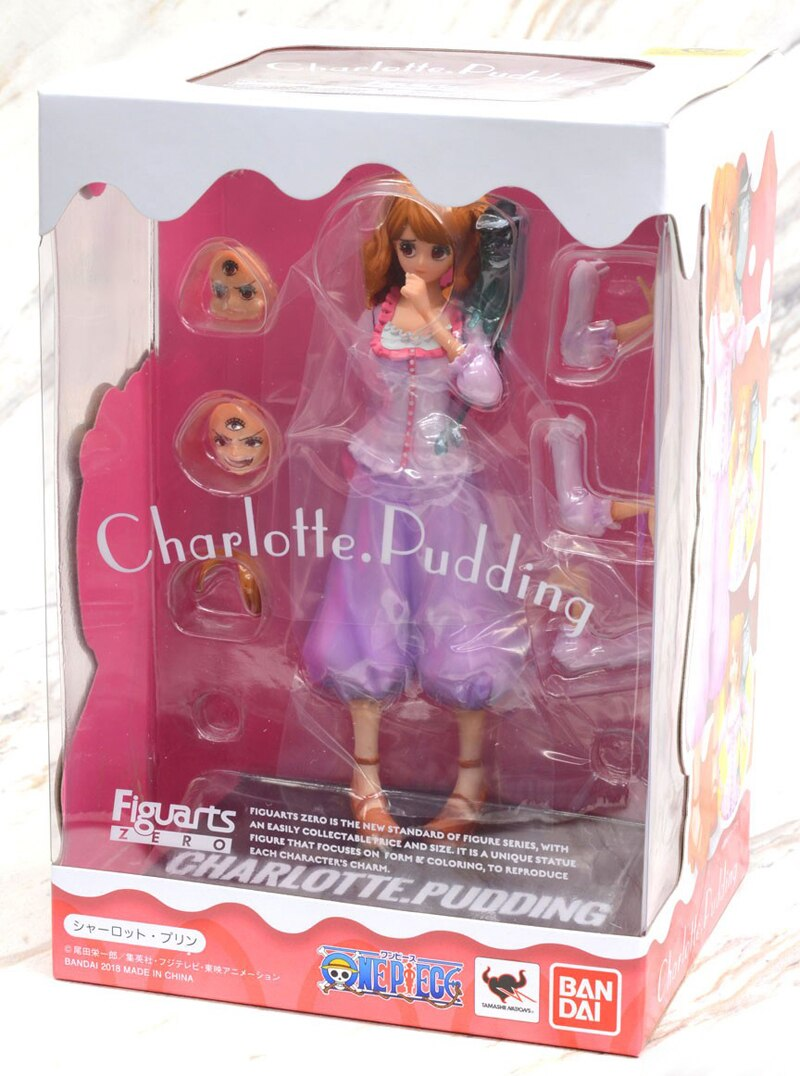 FiguartsZERO Charlotte Puding