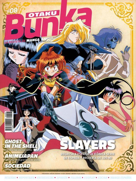 Revista OTAKU BUNKA #08