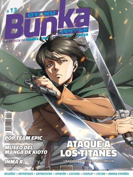 Revista OTAKU BUNKA #13