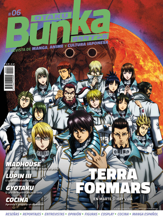 Revista OTAKU BUNKA #06