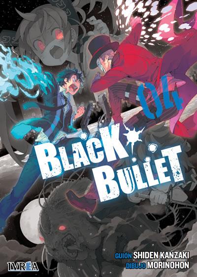 Black Bullet 04 (tomo final)