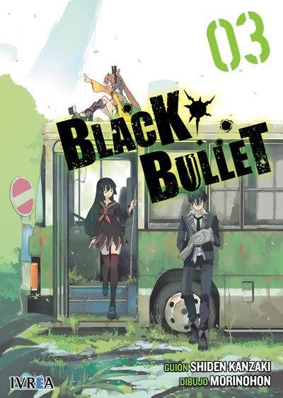 Black Bullet 03