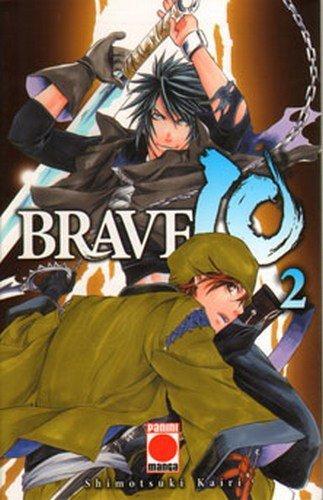 Brave 10 – 02