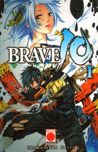 Brave 10 – 01