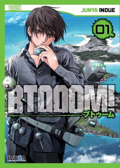 BTOOOM! tomo 01