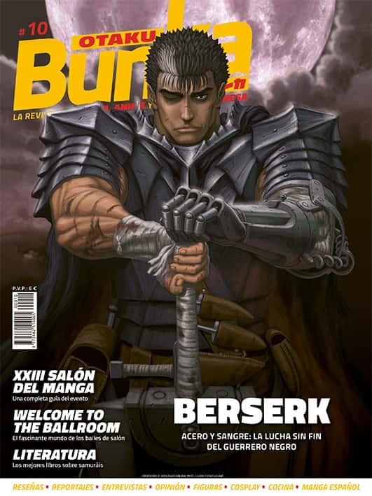 Revista OTAKU BUNKA #10