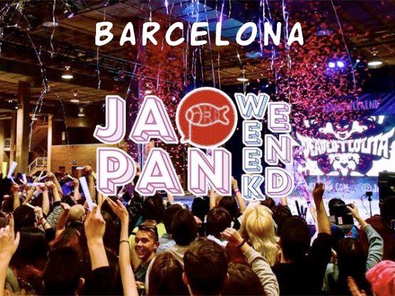 Japan Weekend Barcelona – Entrada General domingo 5 Septiembre 2021
