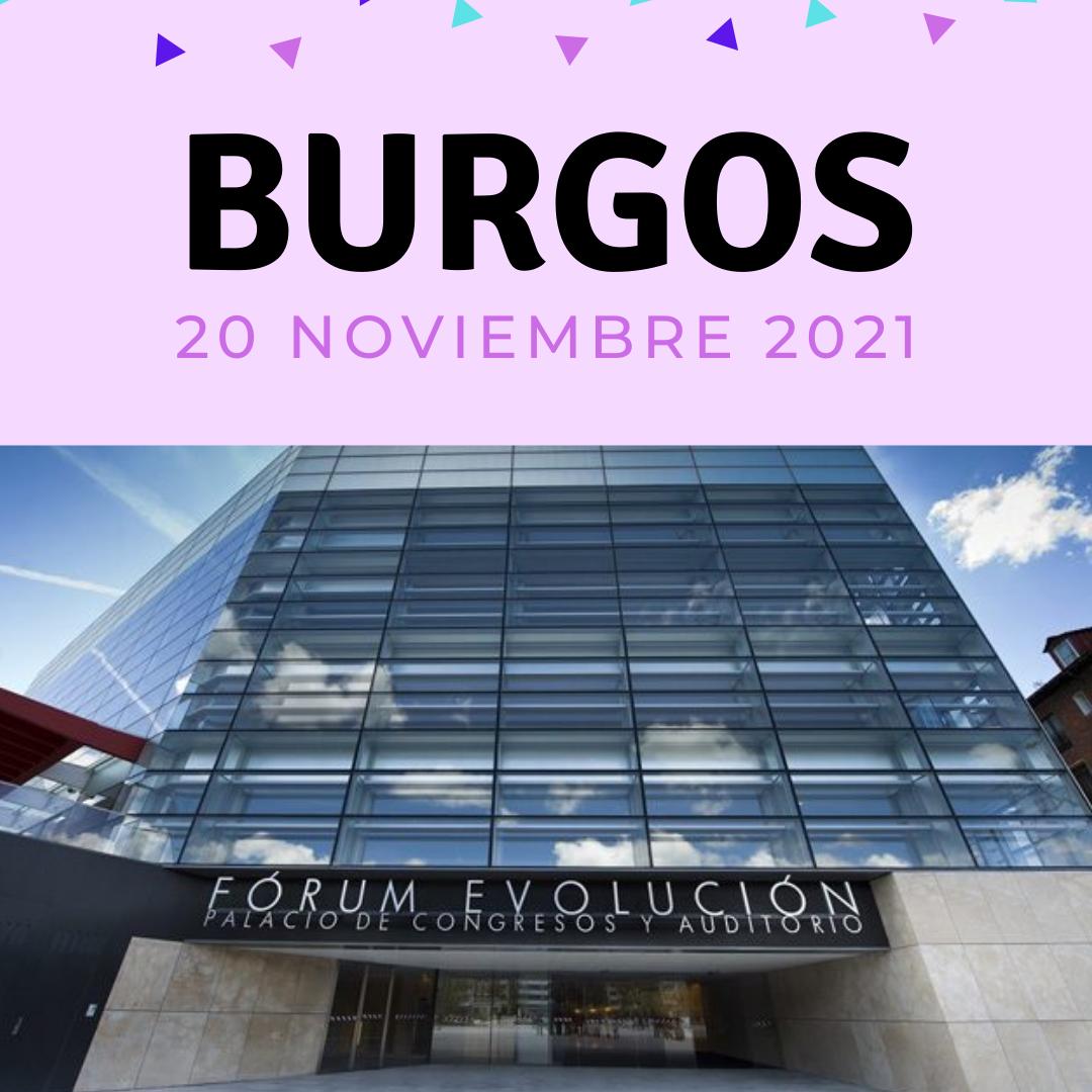 Japan Weekend Burgos – Entrada GENERAL sábado 20 de noviembre 2021 – DAY ZERO