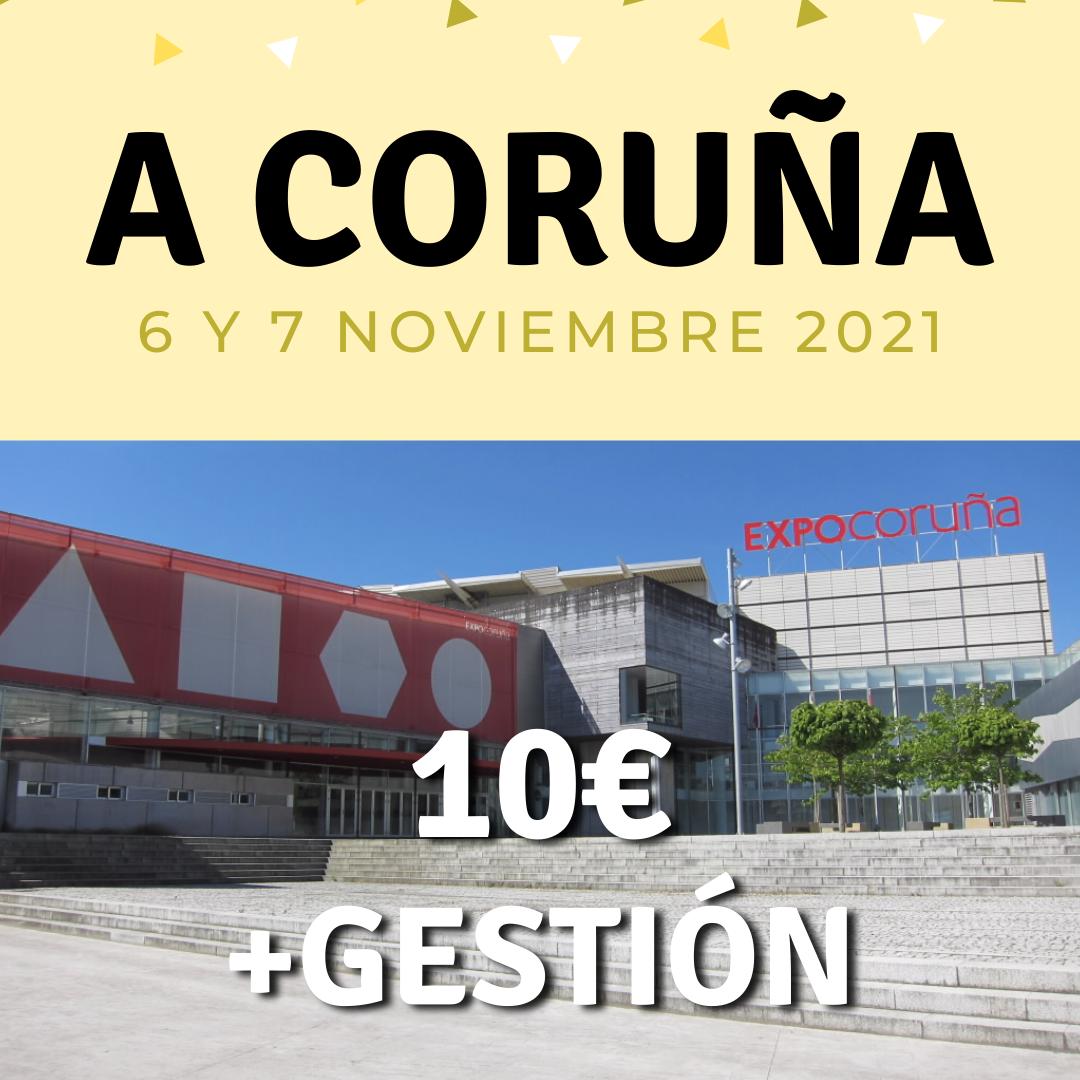 Japan Weekend A Coruña – Entrada GENERAL domingo 7 de noviembre 2021 – DAY ZERO